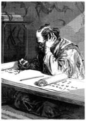 Writer - Traditional Japan