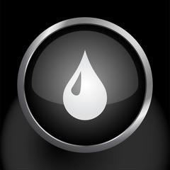 Blood Drop Icon Symbol Vector