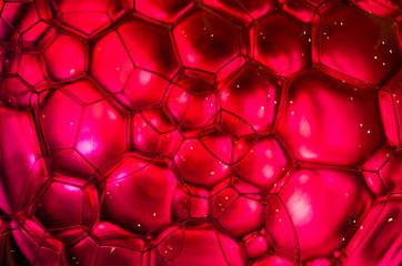 Red foam