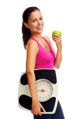 weightloss woman
