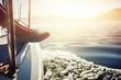 Leinwandbild Motiv sailing lifestyle
