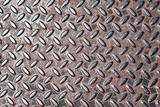 Real Steel Diamond Plate Texture