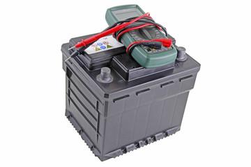 battery multi meter