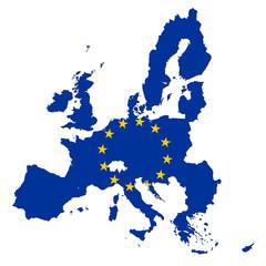 Europa der 28 mit Kroatien ab 2013
