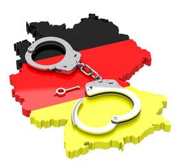 Kriminalität in Deutschland