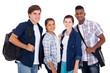 teenage boys and girls