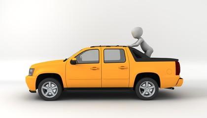 orange car 5