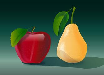 Elma  ve  Armut