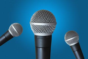 Multi microphones