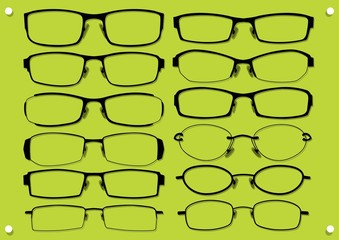 kinds of glasses 3