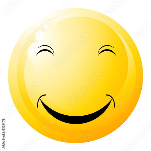smiley - Chinese, grinsen