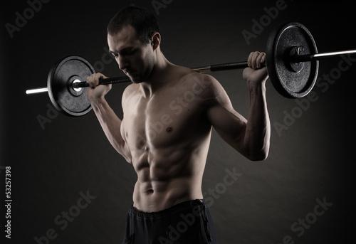hard workout