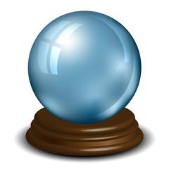 Crystal ball eps10