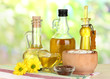 Useful linseed oil and pumpkin seed oil