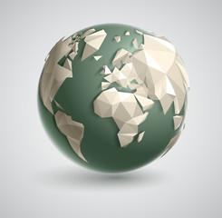 Vector Triangular World