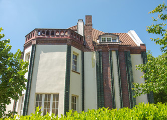 Behrens House in Darmstadt
