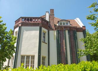 Behrens House in Darmstadt