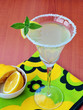 Refreshing soft drink