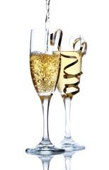 Champange Celebration
