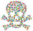 Médicaments tête de mort-1