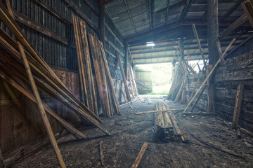 timber mill