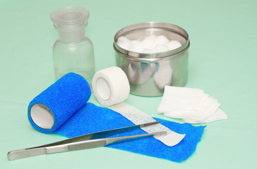 Medical  dressing wound Kit