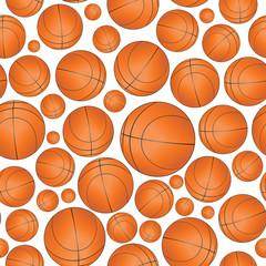 basket seamless pattern