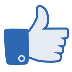 thumb up, i like it