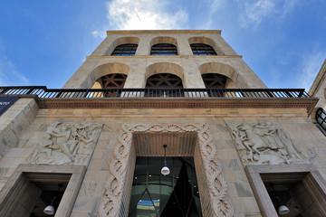 Milano - museo del Novecento - ex Arengario Piazza Duomo