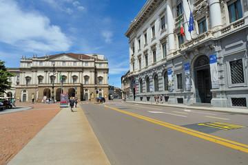 Milano - Teatro alla Scala - Gallerie d'Italia