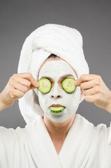Cucumber Beauty Mask