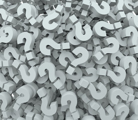 Question Mark Background Quiz Test Learning Imagination
