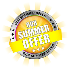 Icon Button Our Summer Offer