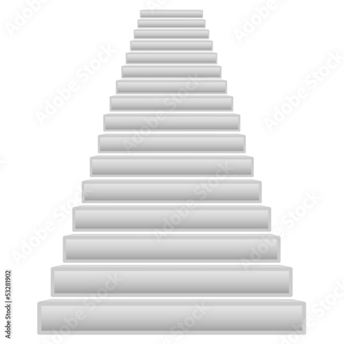 Canvas Trappen Steps 1