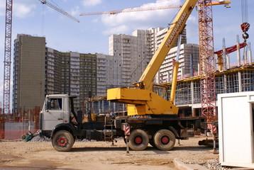 Строительство в Подмосковье. Новокосино-2