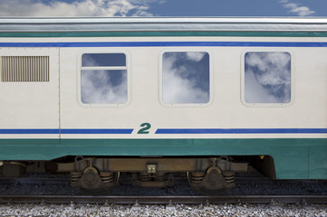Vagone ferroviario
