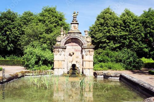 Brunnenhaus Wielandgut Oßmannstedt
