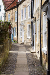 Robin Hood's Bay houses