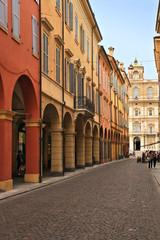 Modena, i portici