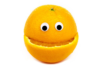 Orange Character