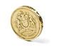 A British £1 Coin