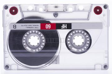 Cinta de grabar vintage