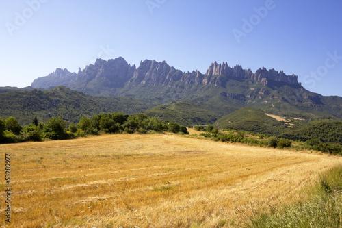 Montserrat mountain - 53289977