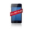 All Net Flat Tarif mit Smartphone