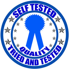Self tested
