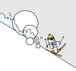 ski & avalanche