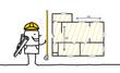 foreman & flat plan