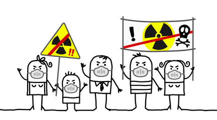 people against nuclear