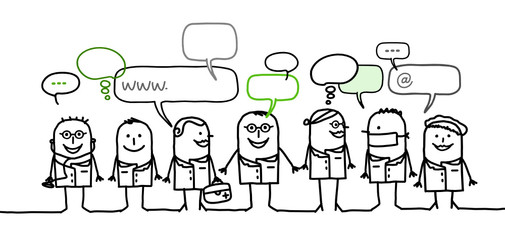 medical & social network