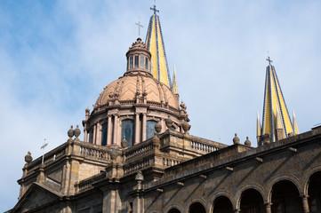Catedral de Guadalajara, Jalisco (México)